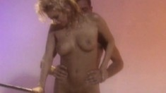 Wild blonde with big tits Jenna Jameson getting banged by Marc Wallace