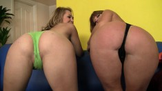 Lustful Babes Darla And Kimberly Engage In A Hot Threesome With Talon
