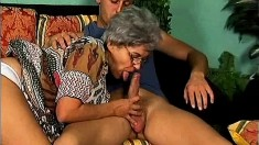 Hot Blowjob And Hairy Pussy Fuck