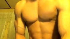 muscle men -big cock