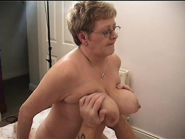 Big fat granny