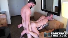 Max Cameron and Jackson Fillmore bring their hot fantasies to fruition
