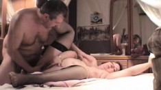 Lustful Housewife Carolyne Invites Eric To Pound Her Needy Snatch Deep