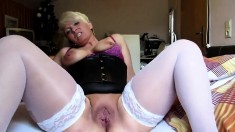 Hot Milf Masturbating In Outfit (hot) - Thewildcam. Com