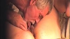 BIG COCK FUCKING DARBY ON THE SOFA