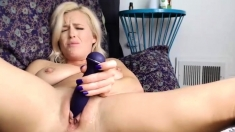 DP For Blonde Milf Double Penetration Tiime
