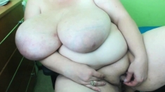 Worlds Biggest Massive Natural Tits And Dick Size Clitoris