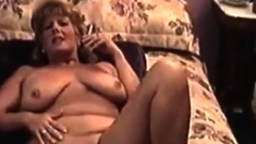 Catherine Big Boobs Vintage Porn