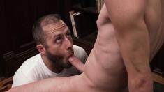 Missionaryboyz - Teen Takes Mormon President Cock Raw