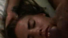 Gorgeous Brunette Ex Girlfriend Doggystyle And Facial