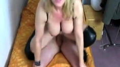 Amateur - Big Naturals Creampie Girl Share - Hubby Films